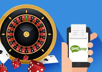 SMS Pay in Online Casino